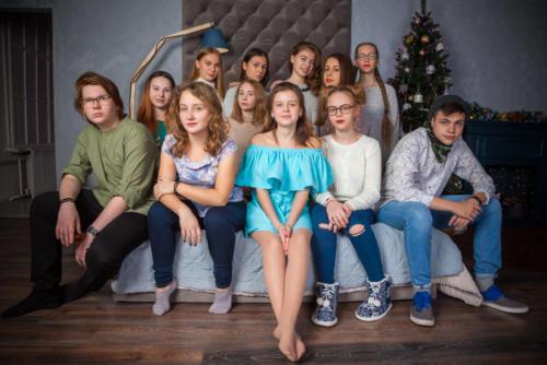 Школьный фотограф в Крыму